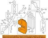HYUNDAI OEM 17-18 Santa Fe 2.0L-L4 Intercooler-Air Guide 282742G350