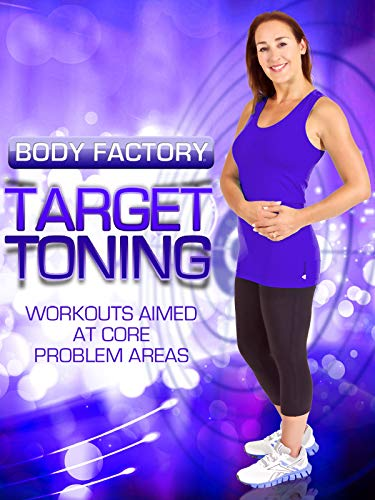 Body Factory - Target Toning: Workouts Aimed at Core Problem - Factory Video