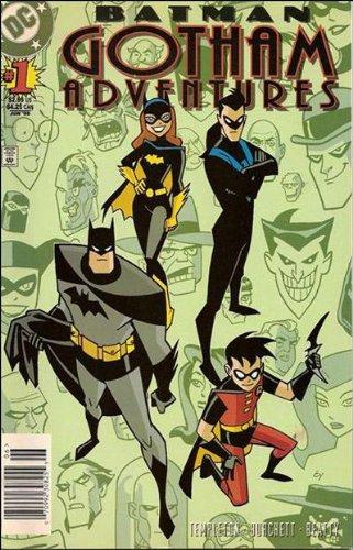 Batman Gotham Adventures - Batman: Gotham Adventures #1 (Volume 1)
