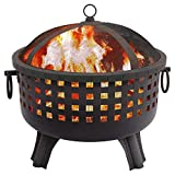 Regal Flame Ouray Outdoor Backyard Garden Home Light Fire Pit