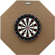 Dart-Stop 36 inch Professional Dart Board Backboard, Octagonal   Wall Protector   Dartboard Surround