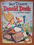 Donald Duck Four Color Comics #408, 1952. The Golden Helmet by Carl Barks