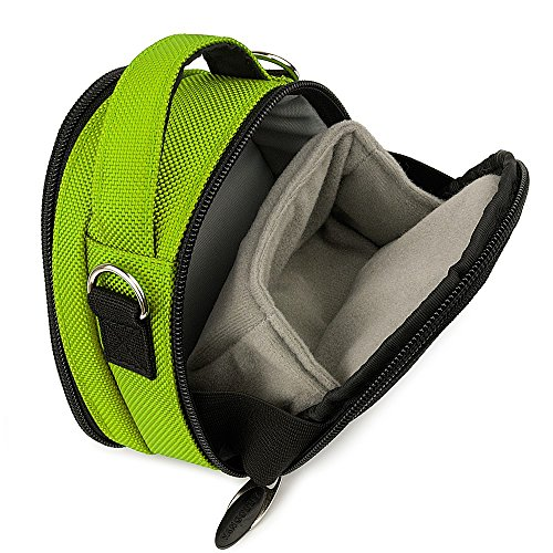 Handle CrossBody Waterproof Action Handbag Camera X1HD12MP Green Top Case Camera Accessories DBPower EX5000 Ax1Ywq01a