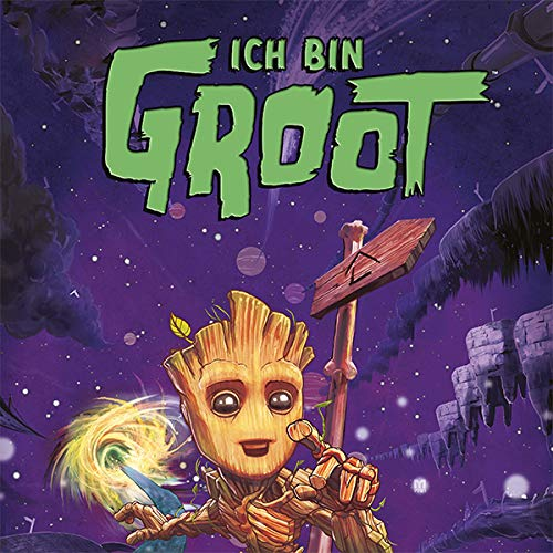 Ich bin Groot - Hastings Mini