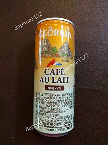 Georgia CAFT AU LAIT (30 can) by Georgia (Image #2)
