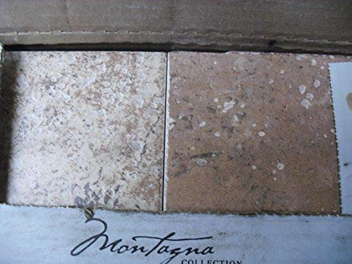 MARAZZI Montagna Soratta 6 in. x 6 in. Glazed Porcelain Floor & Wall Tile - Glazed Porcelain Tile