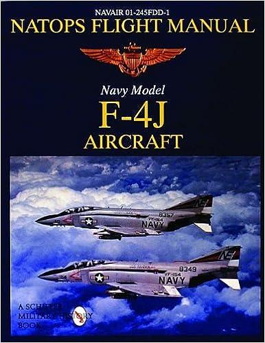 Navair 01 245fdd 1 Natops Flight Manual Navy Model F 4j Aircraft