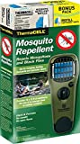Thermacell Mosquito Repellent Device with Free Refill, Green