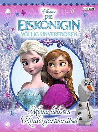Disney Die Eiskönigin: Meine liebsten Kindergartenrätsel