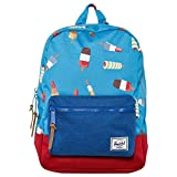 Herschel Supply Co Boy's Settlement Popsicle Backpack Blue Red