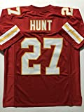 Unsigned Kareem Hunt Kansas City Red Custom Stitched Football Jersey Size XL New No Brands/Logos