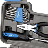 Apollo Tools DT9706 BL 39Piece General Tool Set