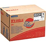 クレシア ワイプオール X70 ポップアップ ツイン 152枚 持ち運びに便利なボックスタイプ 不織布ワイパー シートサイズ:317mm×426mm 60311