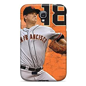 Waterdrop Snap-on San Francisco Giants Case For Galaxy S4