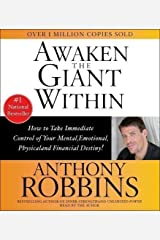 By Anthony Robbins: Awaken The Giant Within [Audiobook] Audio CD