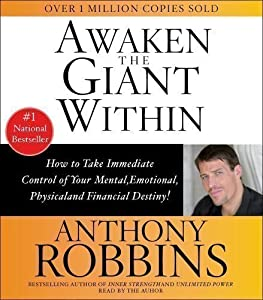 By Anthony Robbins: Awaken The Giant Within [Audiobook]