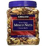 Signature's Kirkland Fancy Mixed Nuts, 40 Ounce