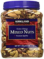 Signature's Kirkland Fancy Mixed Nuts, 40 Ounce