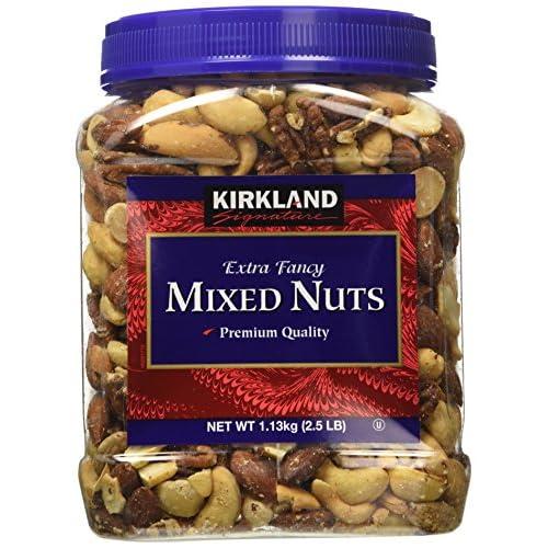 Wholesale Kirkland Signature Fancy Mixed Nuts free shipping