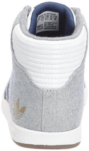 adidas Originals Damen Court Side Hi W Sneaker Grau - Gris (G60728)