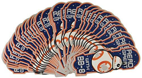 Eureka Star Wars BB8 Bookmarks (834101)