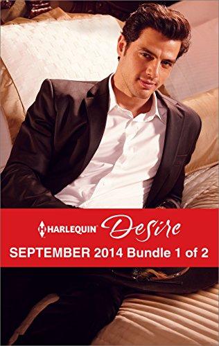 book cover of Harlequin Desire September 2014 - Bundle 1 of 2