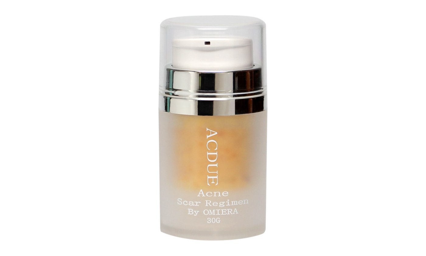 Omiera Acdue Severe Acne Scar Removal Cream, Fast Acne Spot Treatment, Acne Dark Spot Corrector Cream, 1 Ounce by Omiera