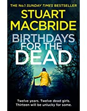 Birthdays for the Dead: The gripping No. 1 Sunday Times bestselling crime suspense thriller that will have you on the edge of your seat!