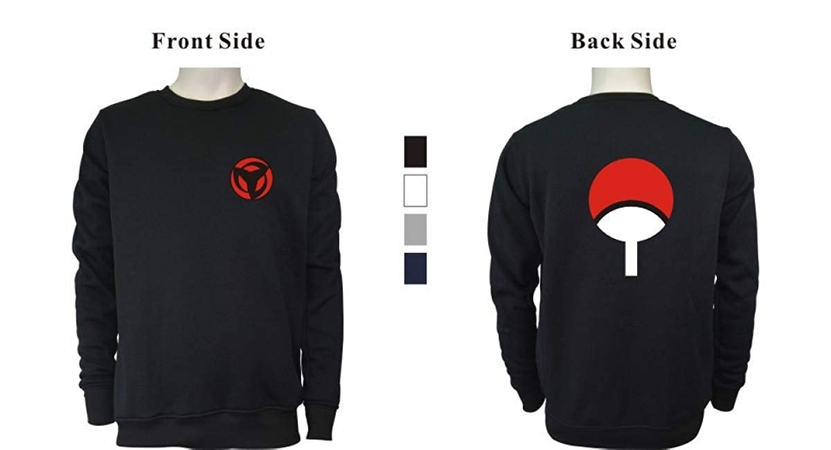 Amazon.com: WEEKEND SHOP Hoodie Naruto Anime Hoodies Sweatshirts Hoodies Men Uchiha Syaringan Clothes: Clothing