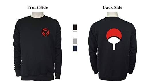 Amazon.com: WEEKEND SHOP Hoodie Naruto Anime Hoodies Sweatshirts Hoodies Men Uchiha Syaringan Clothes: Clothing