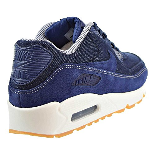 Se de Air Max Femme 90 Blue NIKE Binary Chaussures Gymnastique PCtwq