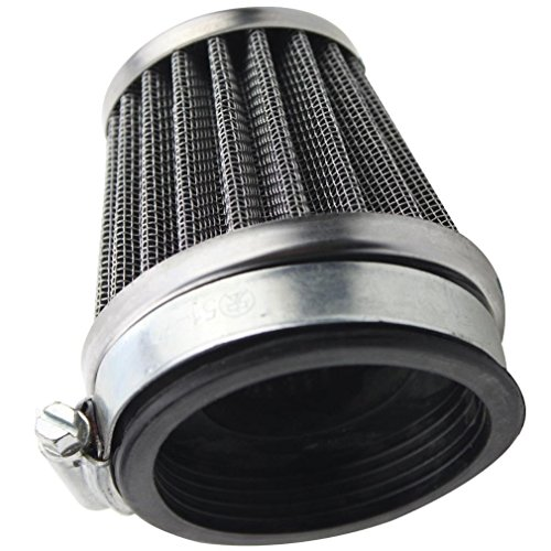 GOOFIT 58mm Air Filter for 2 Stroke 37cc 39cc Water Cooled Pocket Bike Mini Bike MTA4 (Cooled Water Pocket Bike Mta4)
