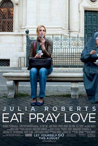 Eat Pray Love poster ile ilgili görsel sonucu
