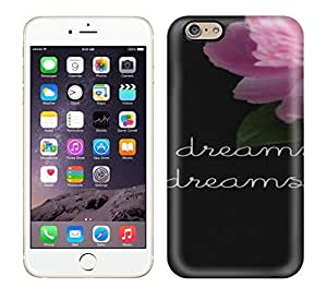 New Fashion Premium Tpu Case Cover For Iphone 6 - Don't Let Dreams Just Be Dreams. by icecream design