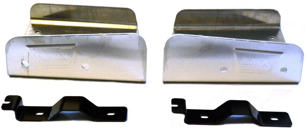 WARN 74644 Rear A-Arm Body Armor Kit