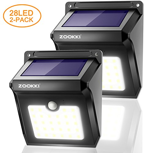 Best Solar Powered Motion Security Light - 1