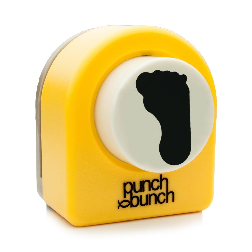 Large Punch - Foot