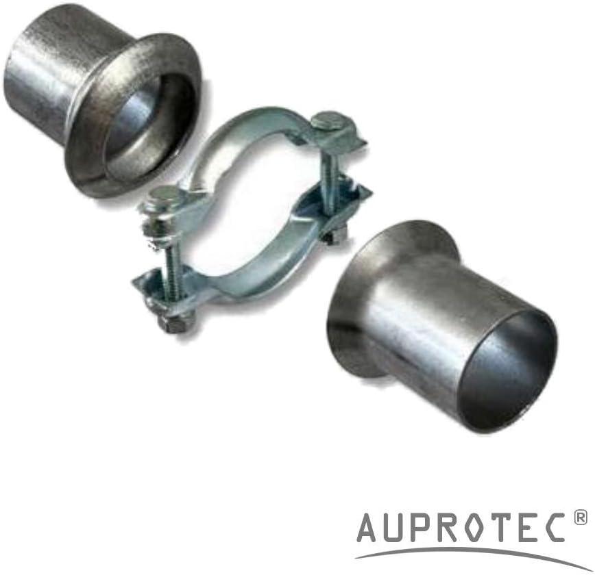 Universal Reparaturset Ø 54 Mm Verbindungsset Schalldämpfer Psa Auspuffrohr Abgasrohr Rohr Abgasanlage Pkw Lkw Auto