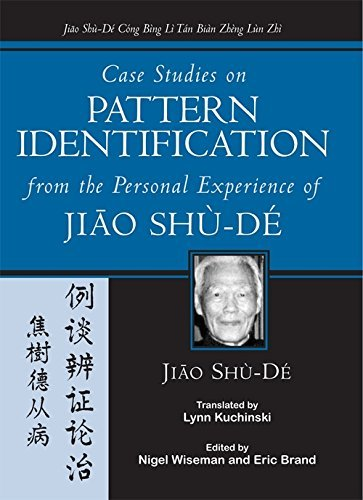 Pattern Hardcover Case - Case Studies on Pattern Identification from the Personal Experience of Jiao Shu-de