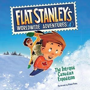 Flat Stanley's Worldwide Adventures #4 Audiobook