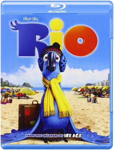 Blu-ray : Rio (Dolby, Widescreen, AC-3, Digital Theater System)