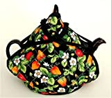 Now Designs - Adjustable Wrap - Tea Cosy - Strawberries