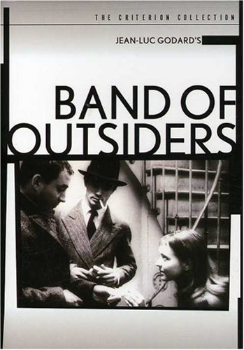Band of Outsiders (Criterion Collection) (Black & White, Subtitled)