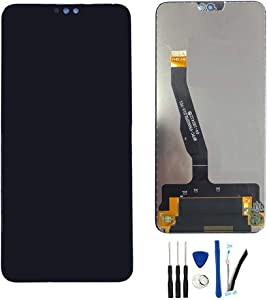 "SOMEFUN LCD Display Screen Digitizer Touch Screen Glass Panel Assembly Replacement for Huawei Honor 8X JSN-L11 JSN-L21 JSN-L22 JSN-L23 JSN-L42 JSN-AL00a 6.5"" Black"