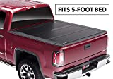 BAK Industries BAKFlip FiberMax Hard Folding Truck Bed Cover 1126126 2015-18 GM Colorado