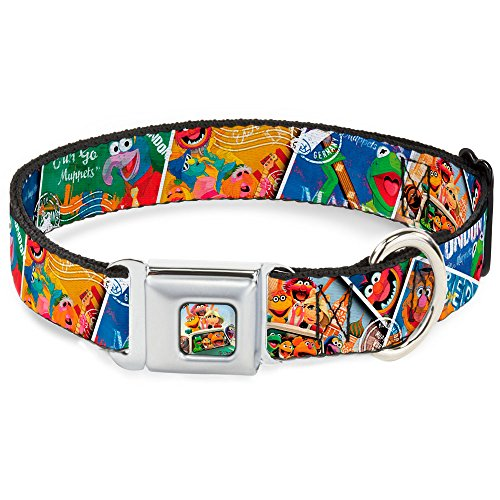 Buckle-Down DC-WDY115-WM DYCP Muppets in Car Full Color D...