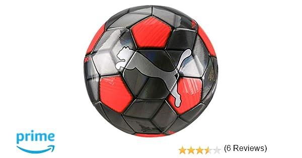 PUMA One Strap Ball Balón de Fútbol, Adultos Unisex, Silver-Nrgy ...