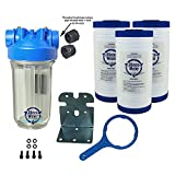 Best KleenWater Whole House Water Filtration Systems - KleenWater Premier Whole House Water Filter System Review