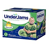 Pampers UnderJams Absorbent Nightwear Size 8, Big Pack Boy, 40 Count