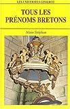 Tous les prénoms bretons